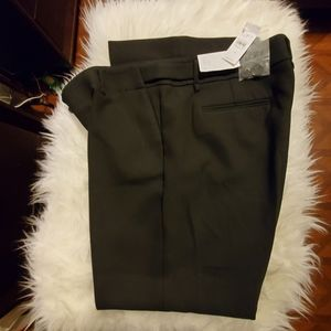 LOFT Black Kate Classic Dress Pants